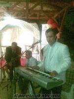 çalgıcı düğün için piyanist şantör müzisyen temini ses sistemi kiralama