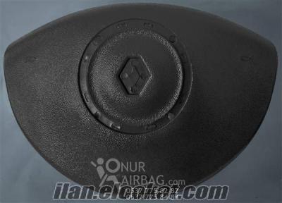 Airbag Kapağı Renault Megan 2 Düz Sol Direksiyon Ortası