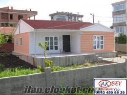 Adapazarında prefabrik ev