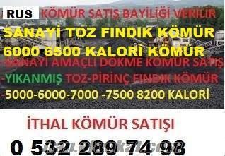 ithal toz kömür sibirya fındık kömür ithalatçıları Adana İzmir İstanbul Konya ,