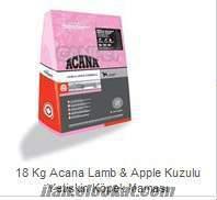 Acana Lamb & Apple Kuzulu Yetişkin Köpek Maması 18 kg