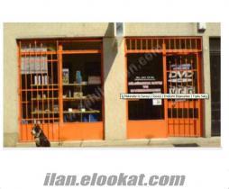 ACİL..Reklam atölyesi ve büro Ofıs malzemeleri satılık.
