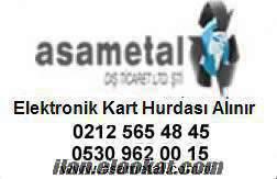 Elektronik kart hurdası alınır satılır