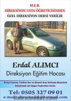 Ankara Özel Direksiyon Dersi Güvenli ve Seri Araç kullanmak için Aramanız Yeterl