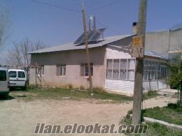 van ağartı köyünde satılık ev & arazi