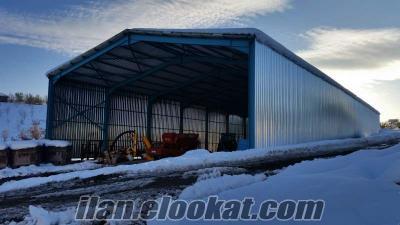 Çelik Fabrika, Çelik Depo, Hangar, Çelik Çatı STATİK HESAP VE PROJE İŞLERİ