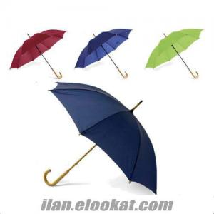 toptan renkli şeffaf şemsiye,