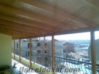 teras ve balkon kapama