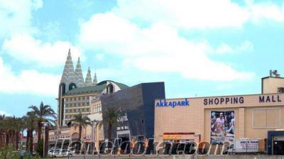 turizm merkezi Kundu Akkapark AVM de satılık/kiralık