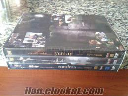Satılık 53 tane yerli-yabancı cvd-dvd(türkçe dublaj-orjinal ambalajında..