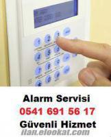ankara alarm servisleri alarm arızası alarm ustası