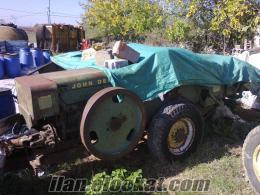 Çatalcada tarım aletleri