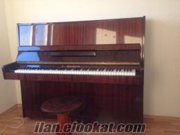 sahibinden satılık Belarus marka kraliyet nişanlı piyano