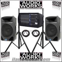 Ses Sistemleri Seslendirme Sound Müzik Anons Hifi Amfi Telsiz Kablosuz Mikrofon