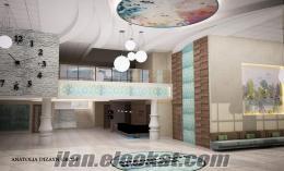 Şehitkamil dekorasyon projesi