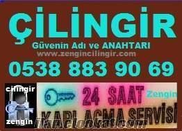 İstanbul Çilingir Anahtarcı Servisi Kale kİLİT İto Daf Kilitçi