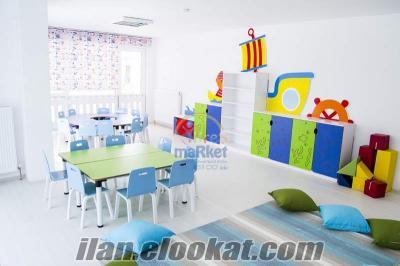Anaokulu malzemleri ve mobilyaları