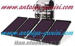 Antalya Konyaaltı Gün Isı Güneş Enerjisi Günısı
