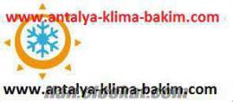 Antalya Klima Bakım Fiyatları