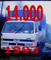 satılık ısuzu vayt nkr 1993 model