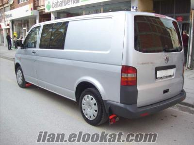 SATILIK 2006 MODEL VOLKSWAGEN TRANSPORTER 1.9 TURBO 105 LİK