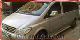 Kiralık Vito, Caravelle ve Transporter Minibüsler
