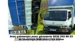 mitsubishi 1998 model kamyon çalınmıştır çerkezköy-istanbul(bulana ödül)