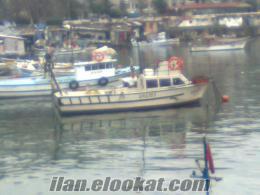 satılık balıkçı teknesi 8 metre boy