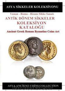 ANTİK YUNAN ROMA BİZANS SİKKELER KOLEKSİYONU