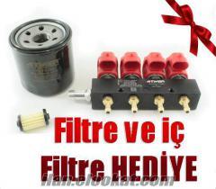 Atiker Enjektör + Filtre Hediye + Ücretsiz Kargo