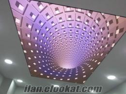 İstanbul gergi tavan || barisol tavan || germe tavan imalat montaj tamir bakım