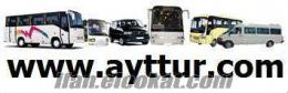 Antalya Havalimanı Minibüs ile Grup ve Aile Transferleri