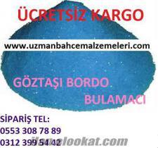 Bordo bulamacı, göztaşı bordo_bulamacı, bordo-bulamacı, göztaşı fiyatı, göztaşı