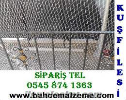 kuş önleme filesi fiyatı, kuş fileleri, kuş ağları, kuş filesi çeşitleri, kuş fi