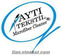 Microfiber temizlik bezleri