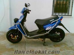 antalyada satılık motorsiklet