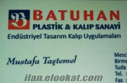 BATUHAN PLASTİK & KALIP SANAYİ İSTANBUL