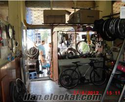 devren kiralık bisiklet tamiri yedek parça dükkanı