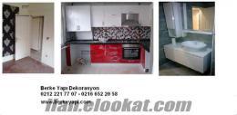 tadilat , mobilya mutfak dolabı vestiyer ray dolap modelleri imalat fiyatları b