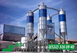 satılık konkasör tesisleri, beton santralleri