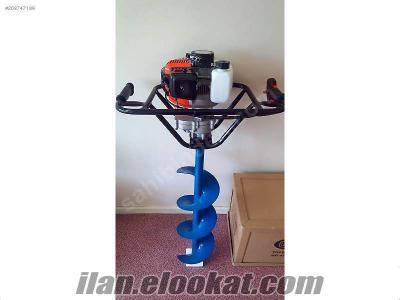 Toprak delme makinası profesyonel makina