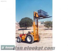 Traktör Ön Forklift