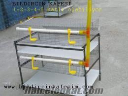 Bıldırcın kafesi 2 katlı imalatdan satışlar