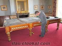 bilardo masası tamiri serik, bilardo malzemesi serik belek kumköy kadriye belek