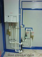 doğalgaz su tesisat ustası