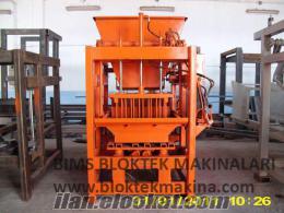 Bloktek Briket makinaları satılık