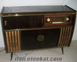 antika lambalı radyo dual pikap tamiri