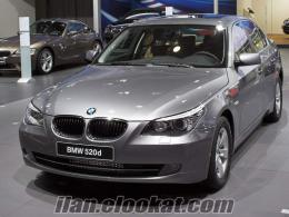 KİRALIK BMW 520D M