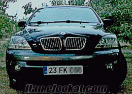 Elazığdan satılık KİA SORENTO kapalı garaj arabasıdır