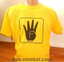 rabia baskılı tişört